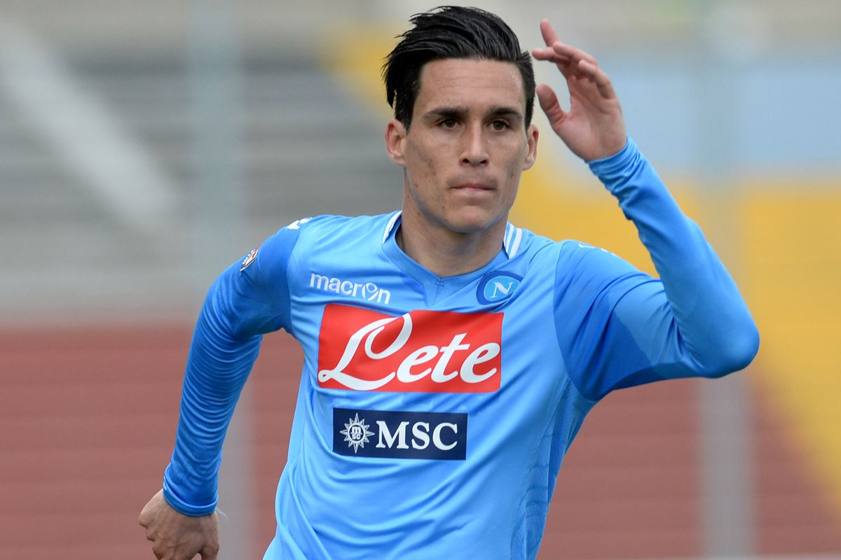 Jose Callejon Thrilled With Choice To Join Napoli The Siren s Song