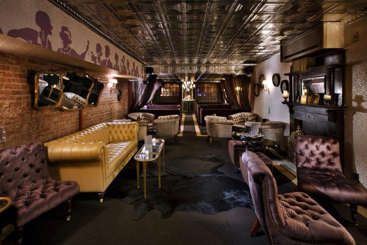 Upscale Speakeasy Raines Law Room Will Bring Old