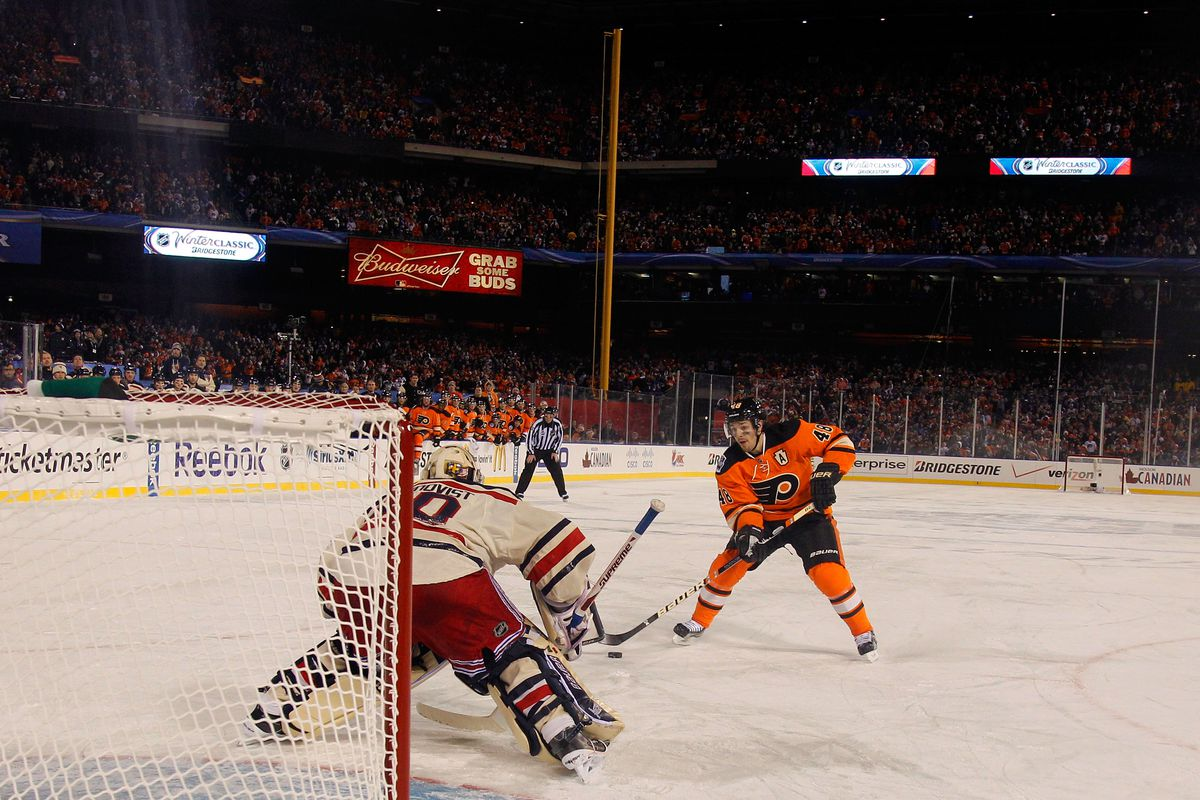 7df5f49d9e9 Today in Philadelphia Flyers history: Propp 5-point night tops LA ...