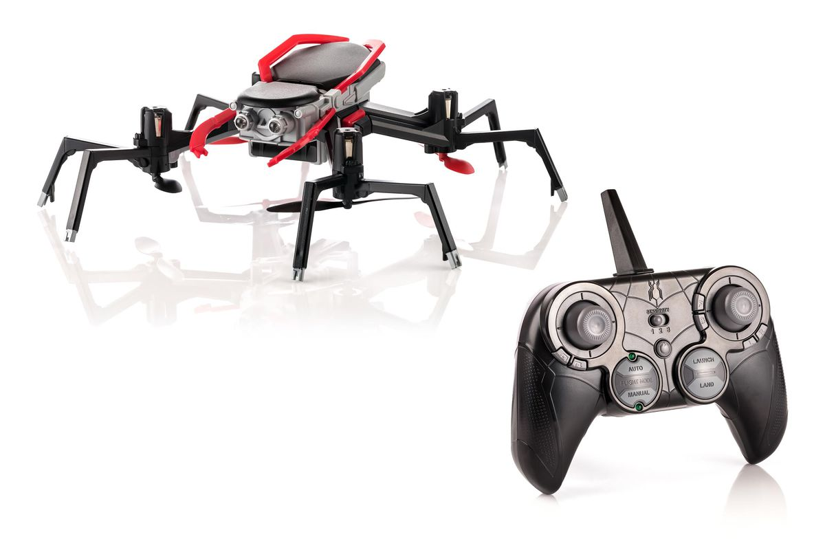 You Spider Can Be Spider Man With Your Very Own Spider Drone The Verge