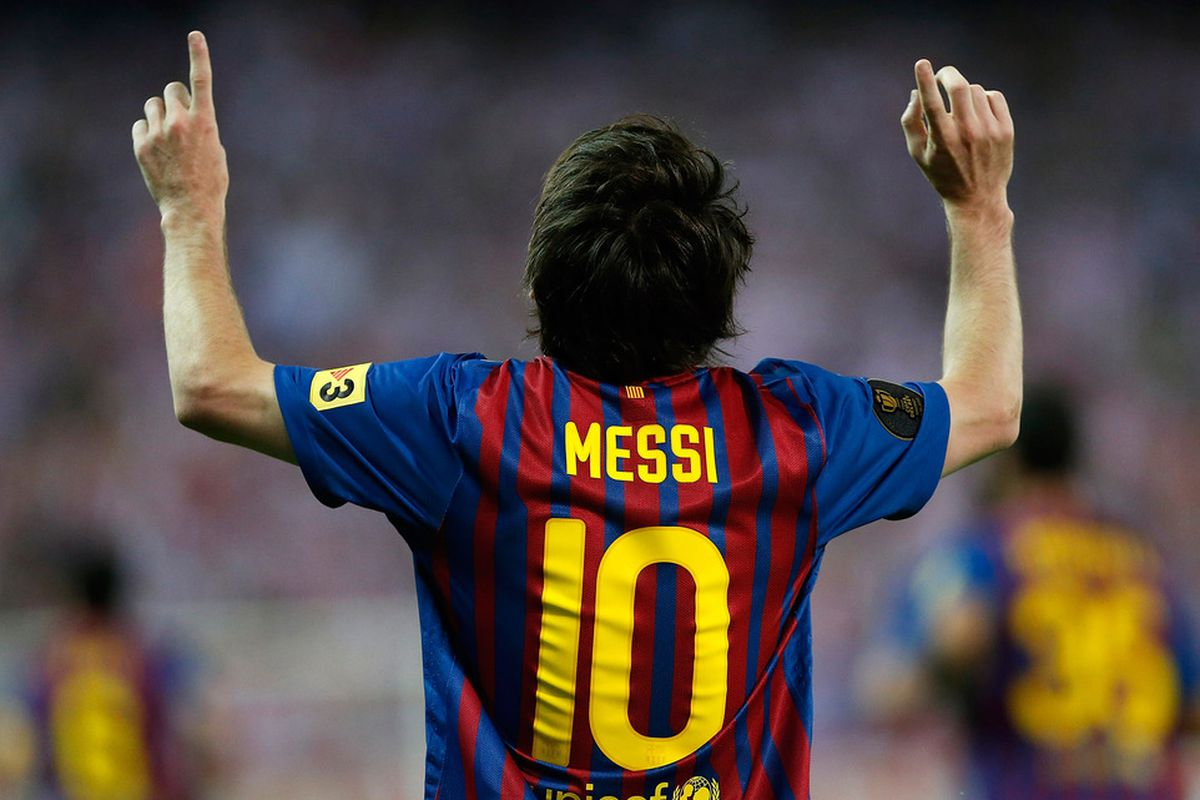Pep may be gone, but with Lionel Messi in the squad, Barcelona will always be challenging for the titles