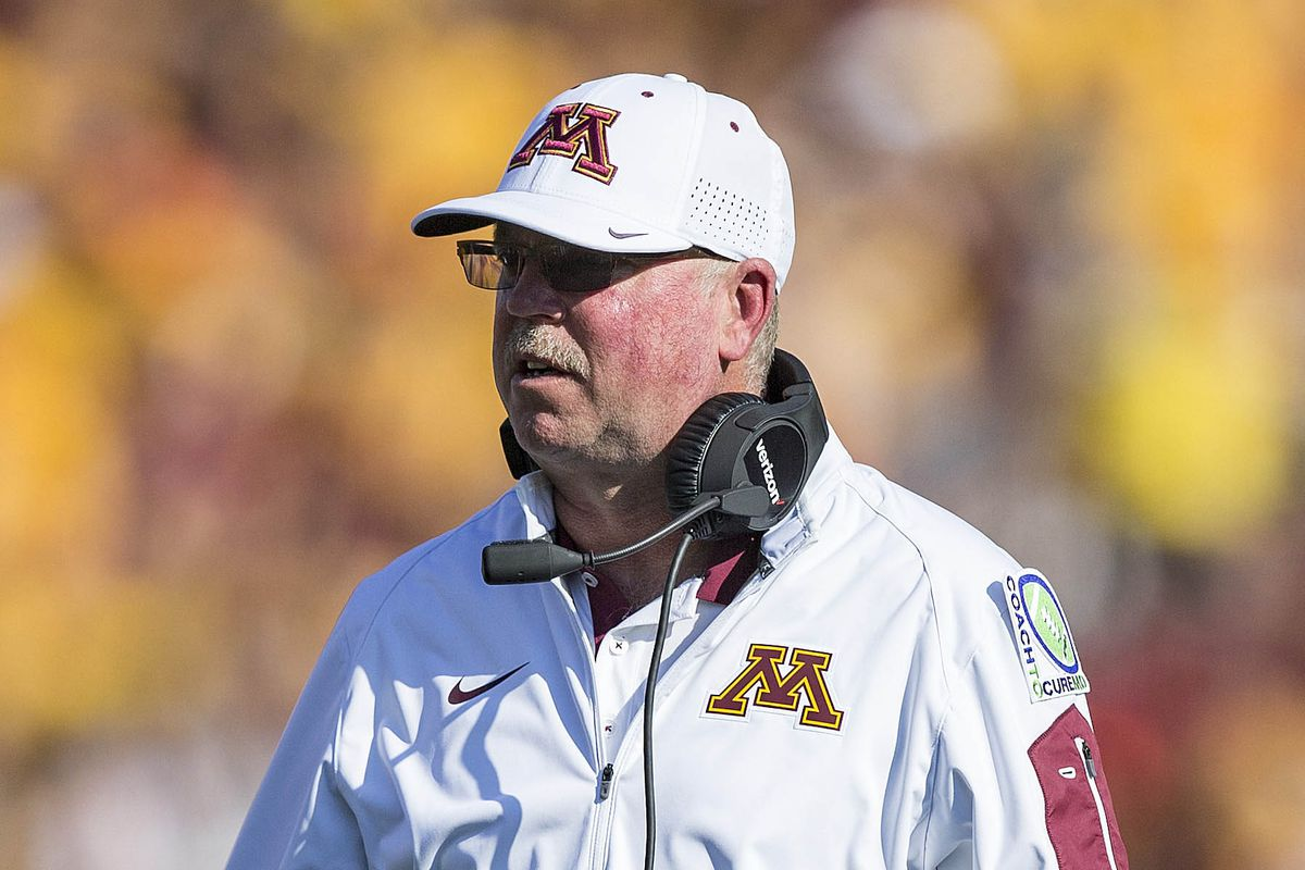 Jerry Kill and the Minnesota Golden Gophers head to Evanston, IL to take on #16 Northwestern.