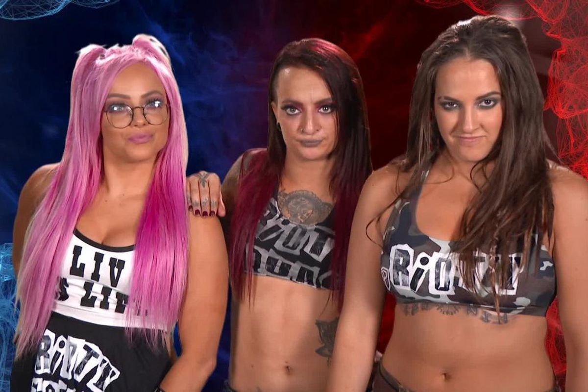 Bayley Says The Riott Squad Elevated WWE Women's Division 2