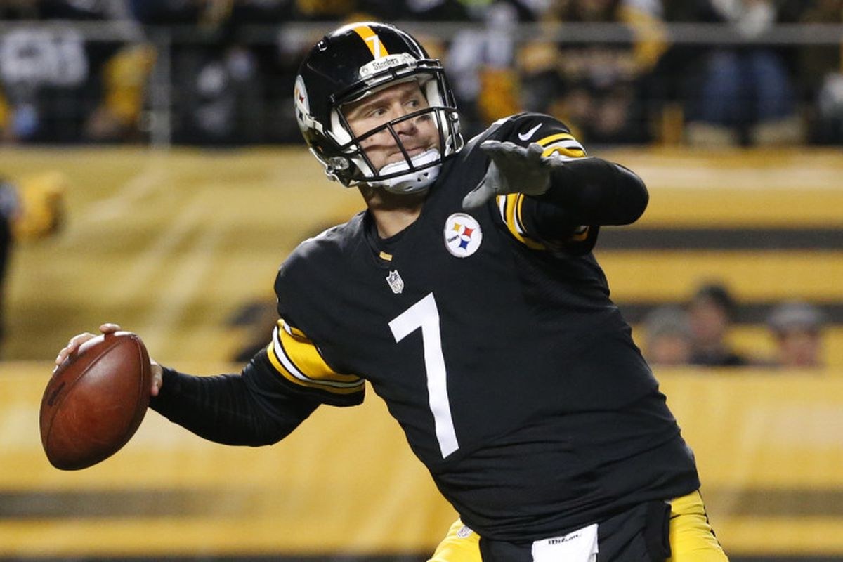 Ben Roethlisberger and the anatomy of the Pump Fake Behind
