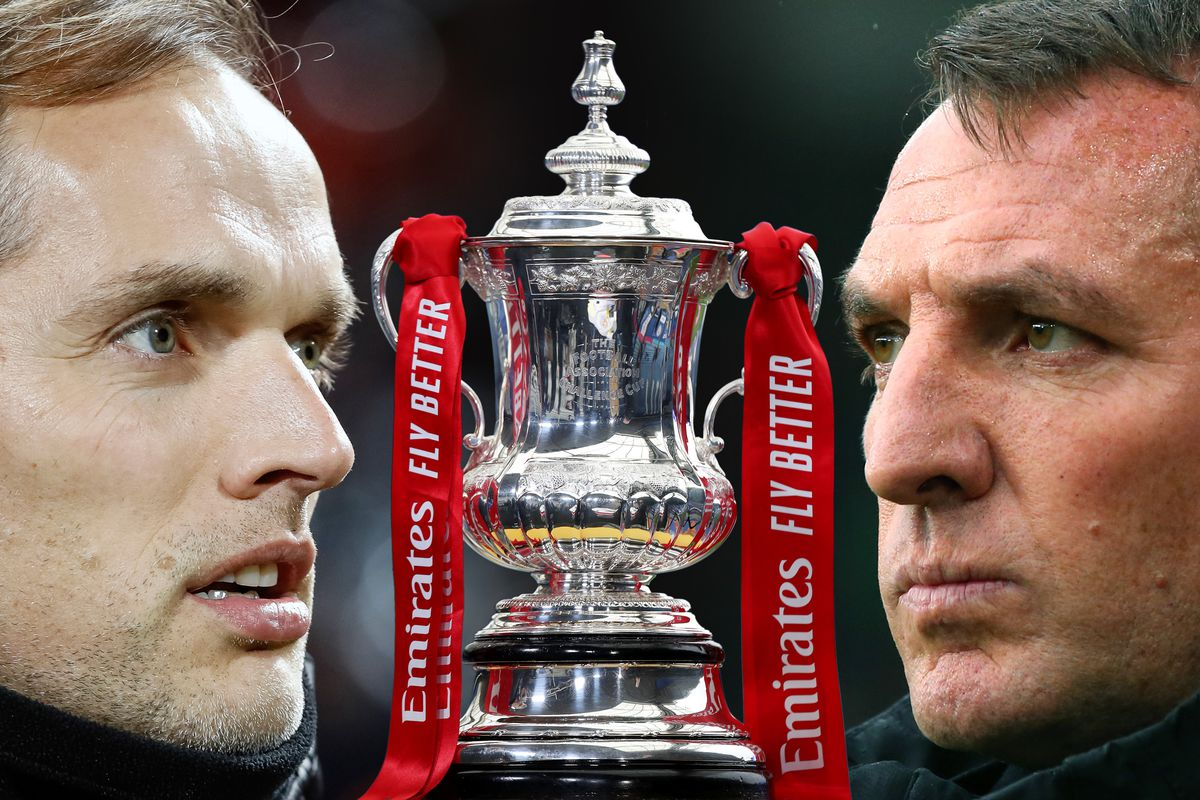 Chelsea v Leicester City - FA Cup Final Preview