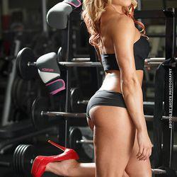 LHGFX Fitness Model Photography