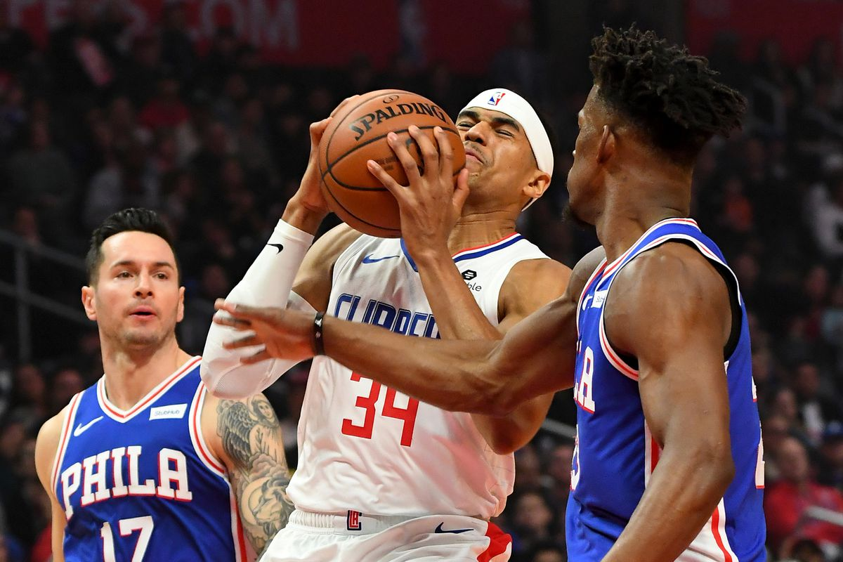 af35f296af9 Clippers-76ers trade  Everything that led to the fascinating Tobias Harris  blockbuster deal