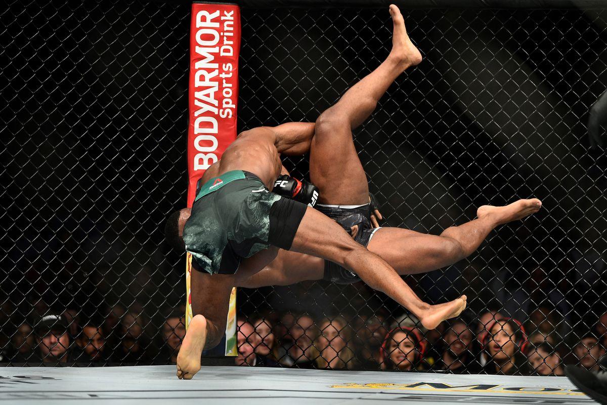 UFC 235: Woodley v Usman