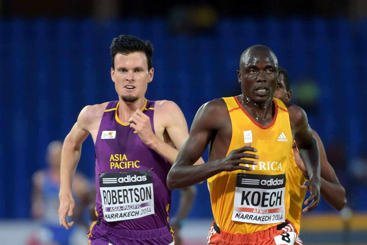 Track and Field: IAAF Continental Cup