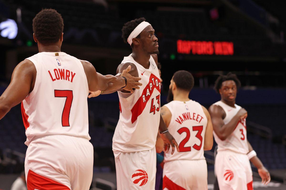 Five thoughts recap: The Toronto Raptors 2020-21 Season, Lowry, Siakam, VanVleet