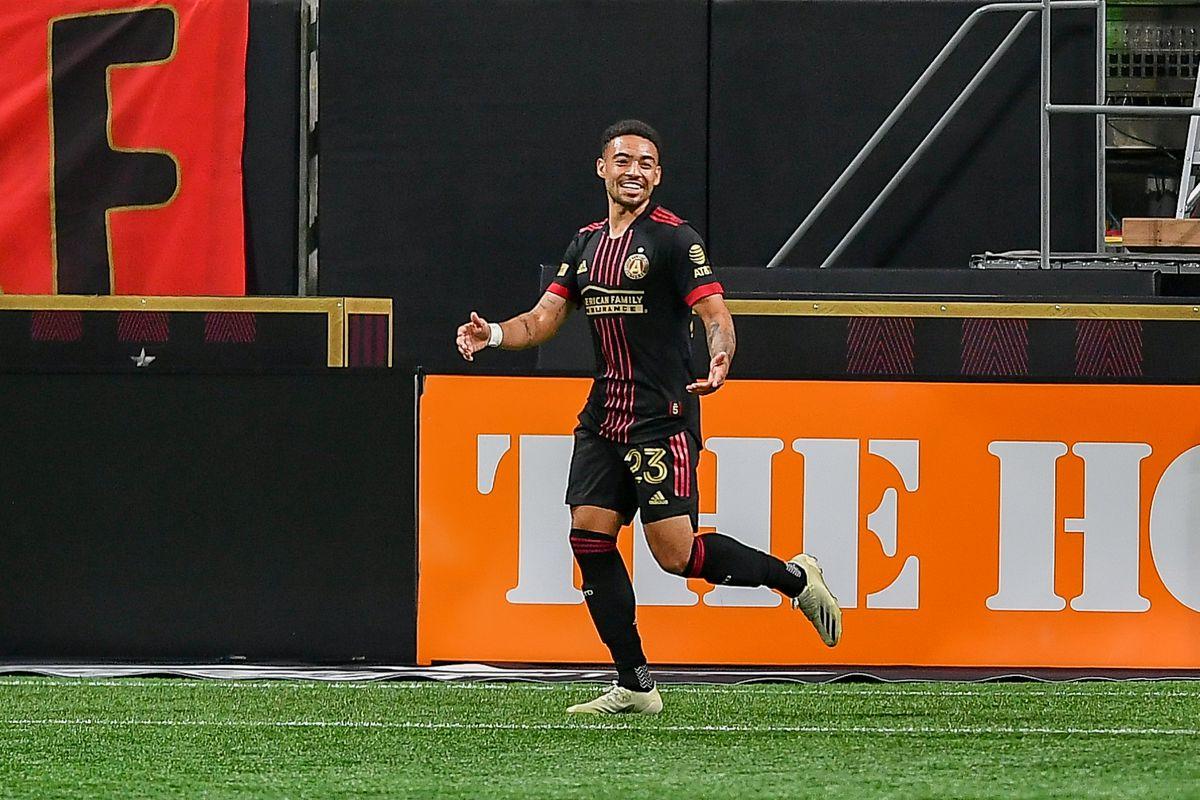 SOCCER: APR 24 MLS - Chicago Fire FC at Atlanta United FC