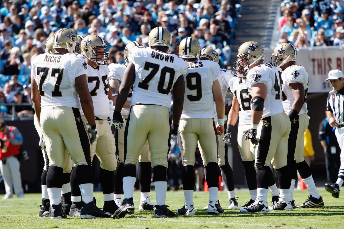 79a0639e Countdown to New Orleans Saints Kickoff: A History of No. 70 - Canal ...