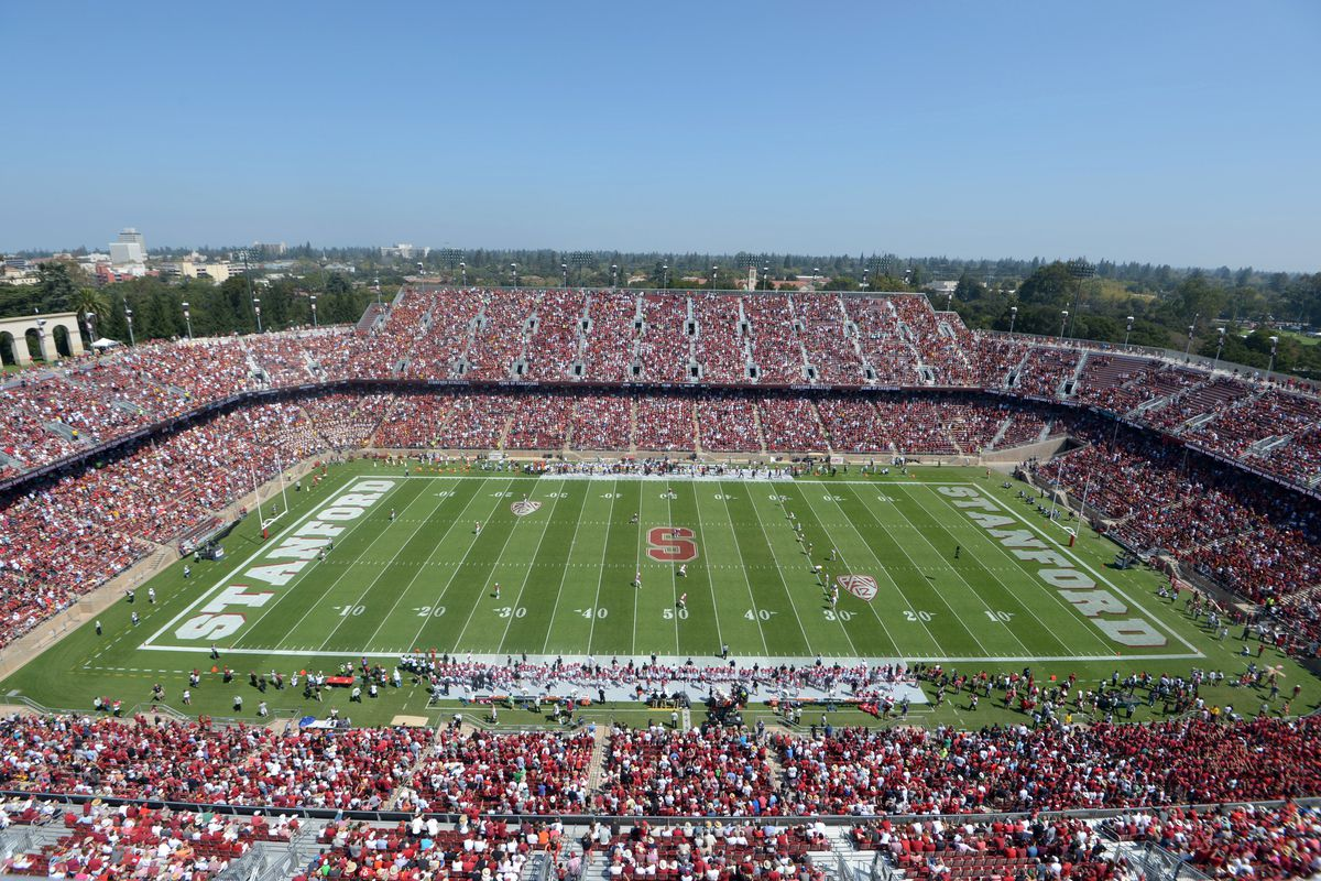 The good and the bad of Stanford Stadium - Rule Of Tree