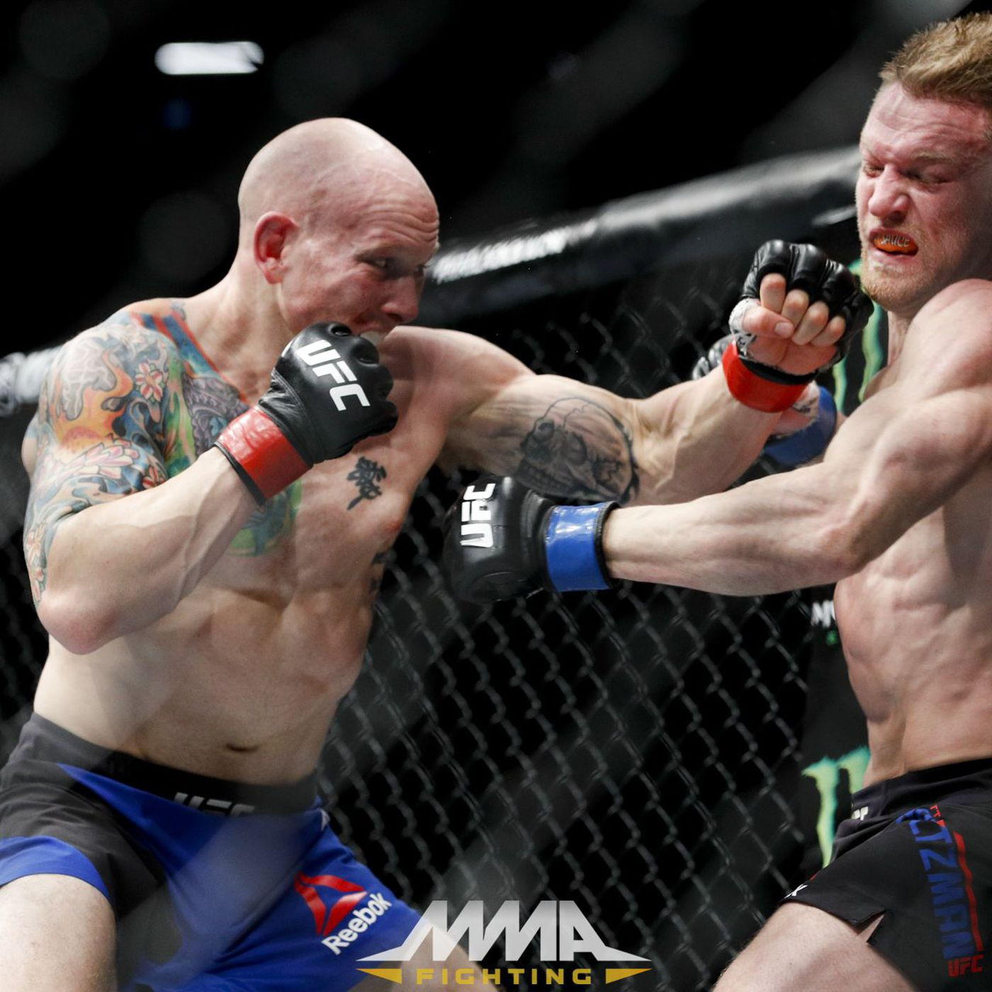 Josh Emmett out of UFC Raleigh fight against Arnold Allen - MMA ...