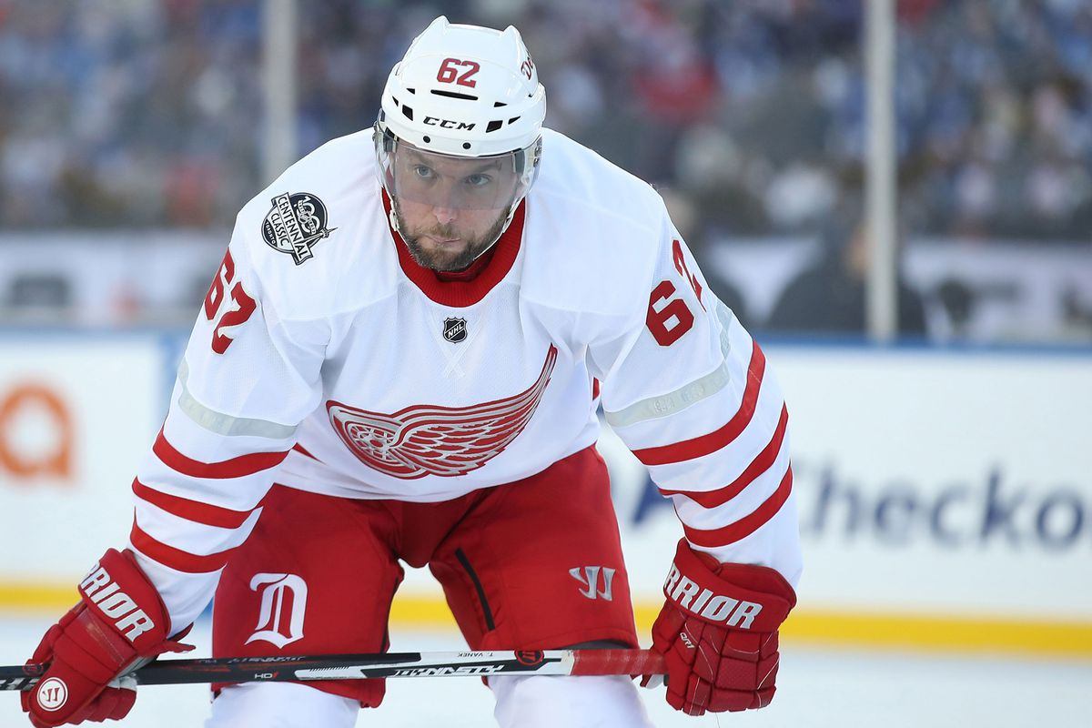 NHL: Centennial Classic-Detroit Red Wings at Toronto Maple Leafs