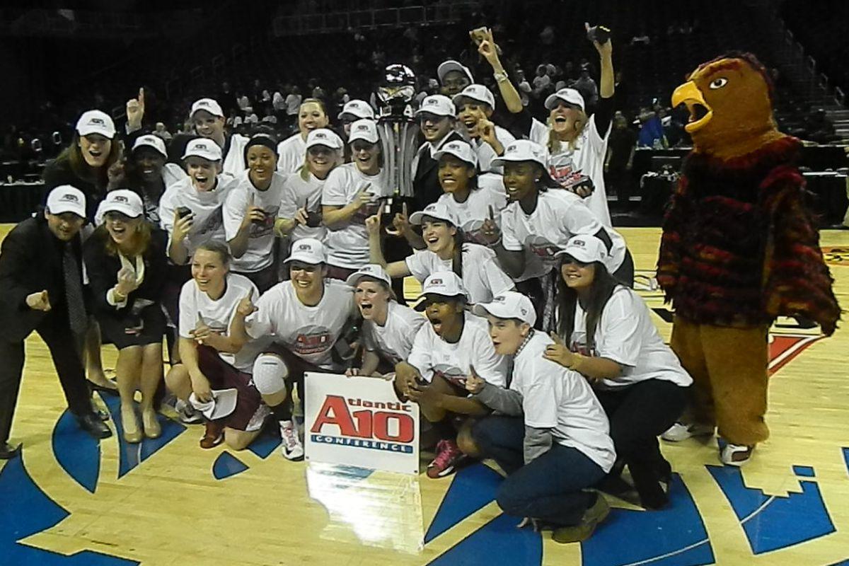 Champions. The photo tells it all.