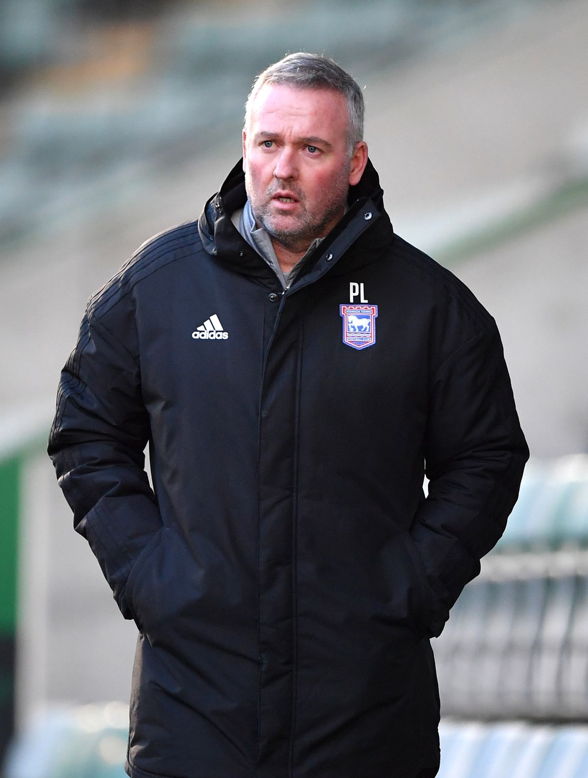 Plymouth Argyle v Ipswich Town - Sky Bet League One - Home Park