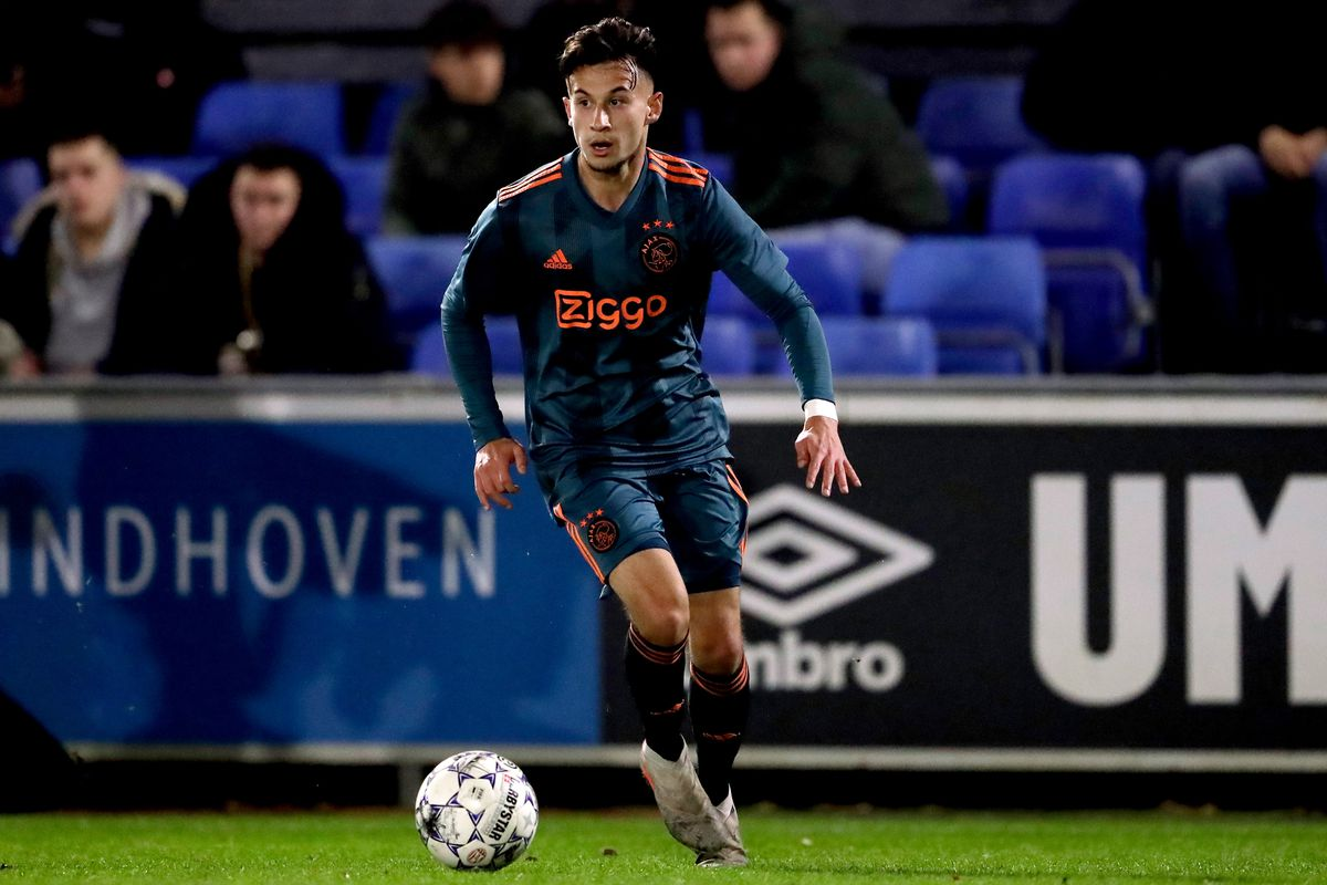 PSV U23 v Ajax U23 - Dutch Keuken Kampioen Divisie