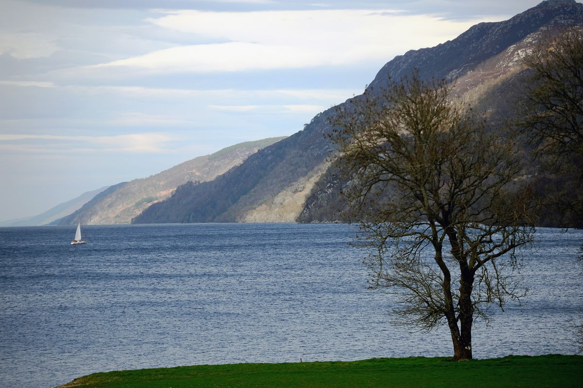 Google Maps lets you search for the Loch Ness Monster from your ...
