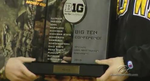 Big Ten dual meet championship