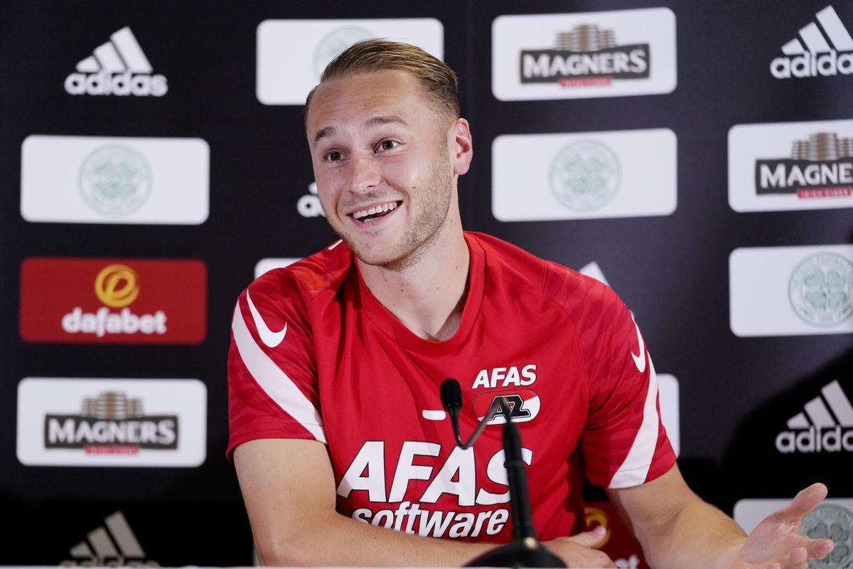 "Europa League Play-offs""Training session AZ Alkmaar"""
