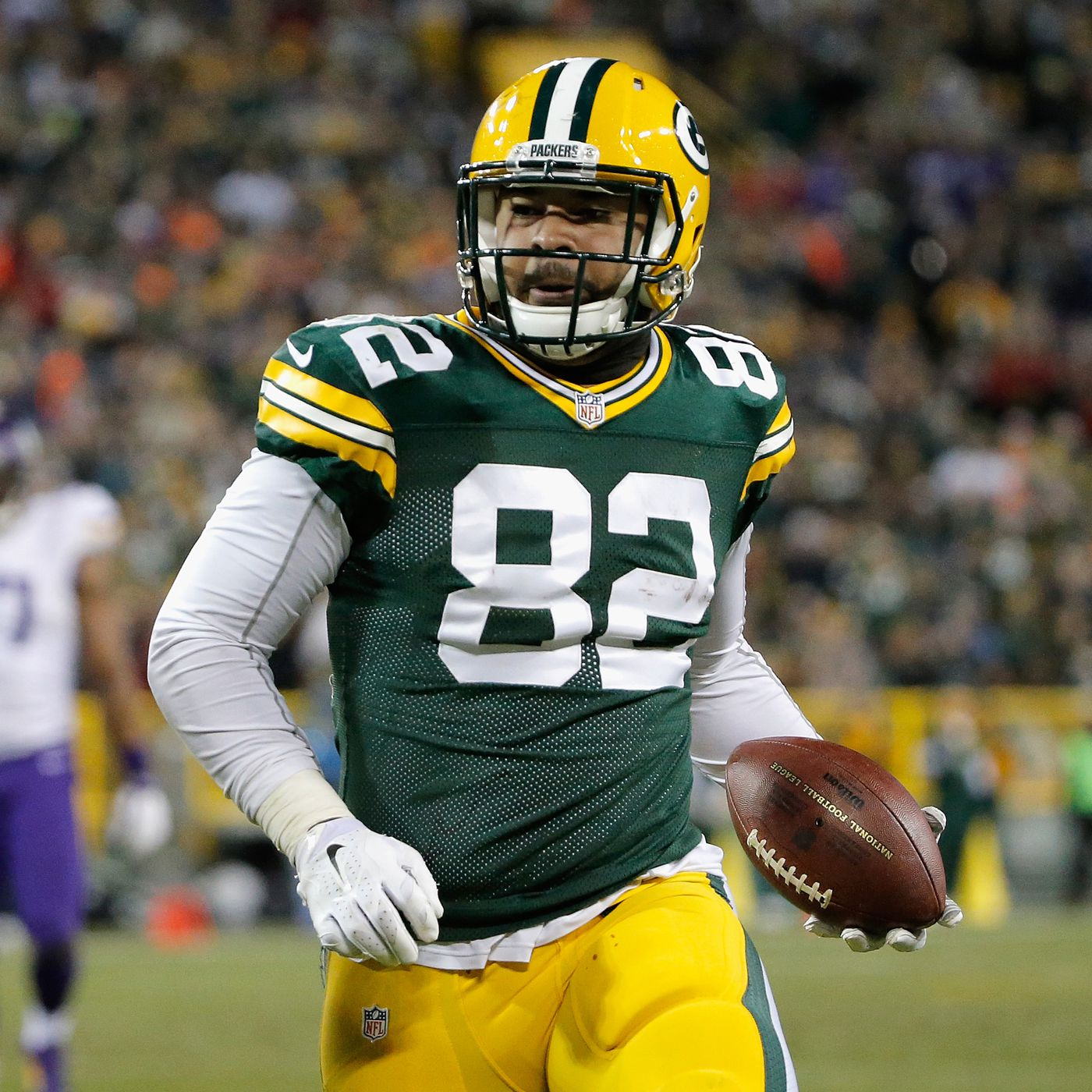 Redskins 2020 Free Agency: TE Richard Rodgers signed to 1-year ...