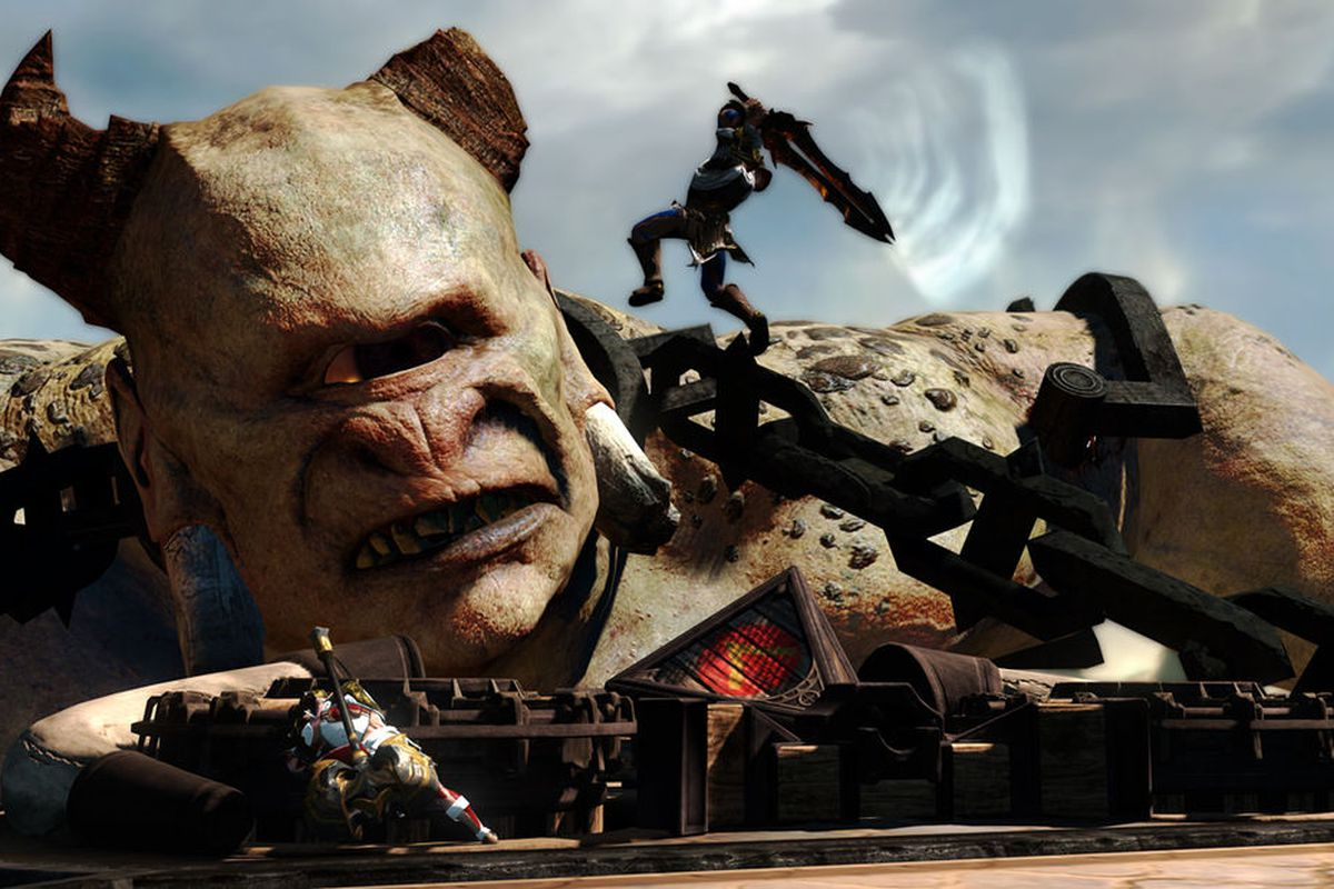 God of War: Ascension has beautiful, confusing multiplayer ...