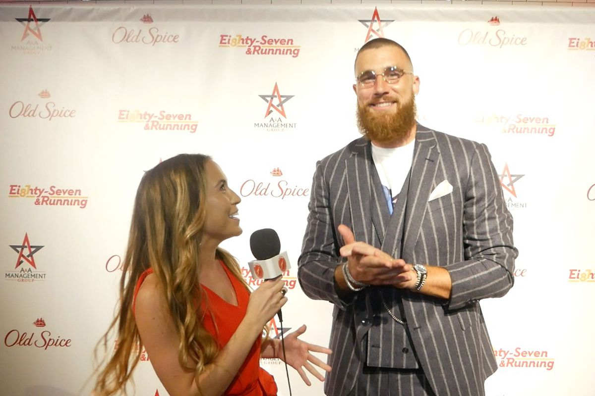 Chiefs TE Travis Kelce uses his passion to do good in Kansas