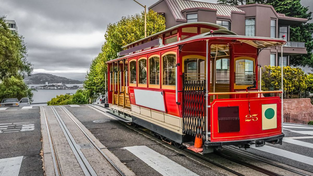 San Francisco cable cars: Fascinating facts your probably don't know - Curbed SF