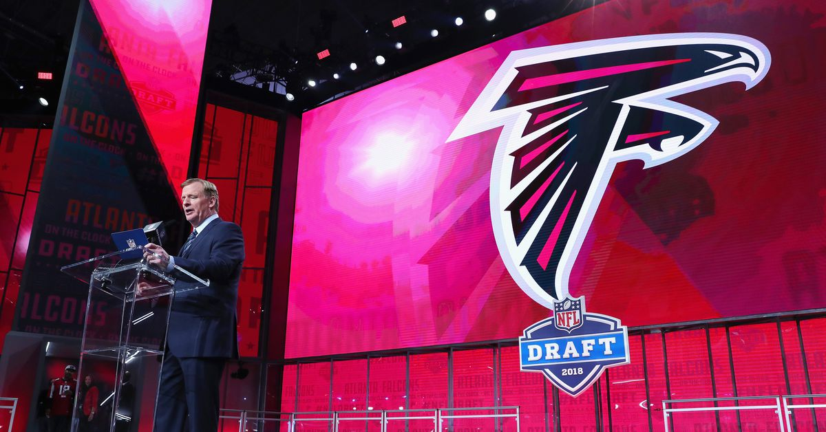 Falcons drop to #7 in 2020 NFL Draft order after win over Panthers