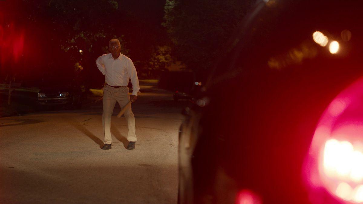 True Detective season 3 episode 7 Wayne car baseball bat