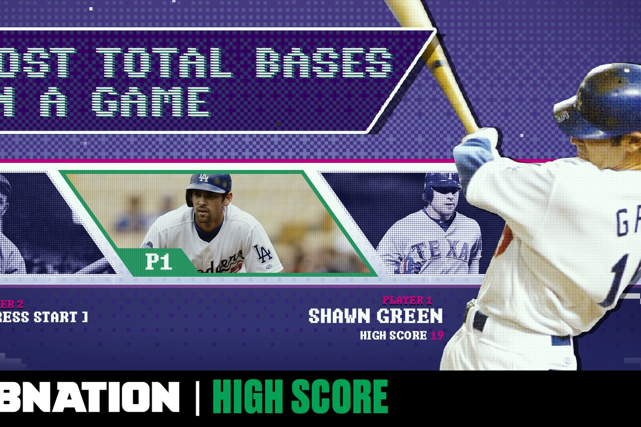 HIS 002 THUMBER 02.0 - How many bases can you rack up in a single MLB game?