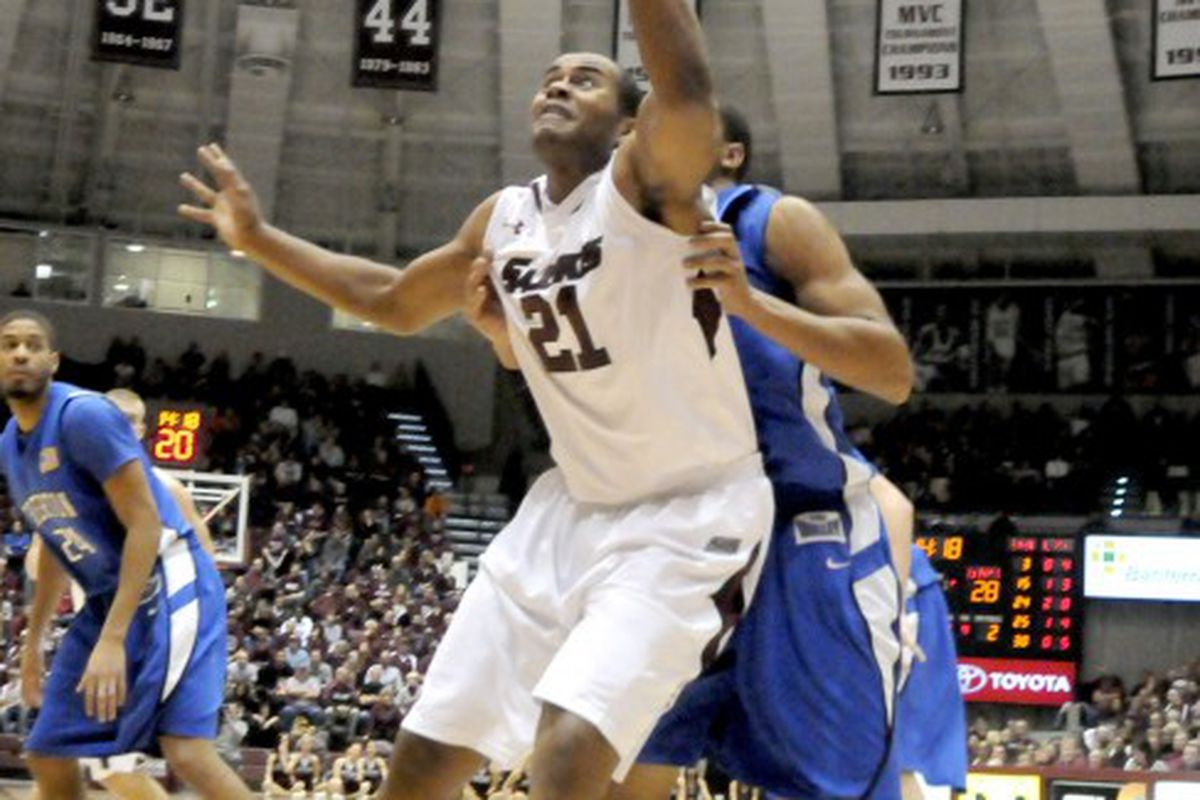 Teague brings a much needed 6'9 frame to the Seton Hall front court  (Paul Newton)