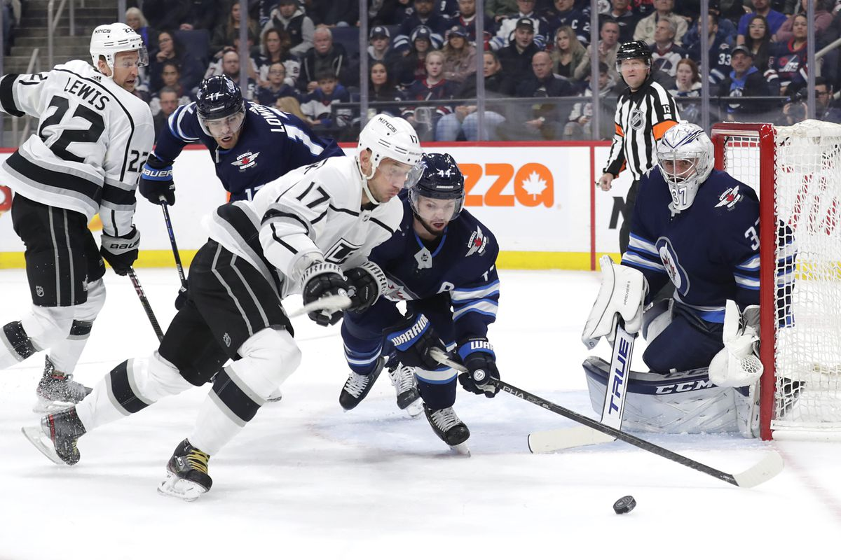 Game Recap: Winnipeg Jets Pull a Jekyll and Hyde Against the Los Angeles Kings