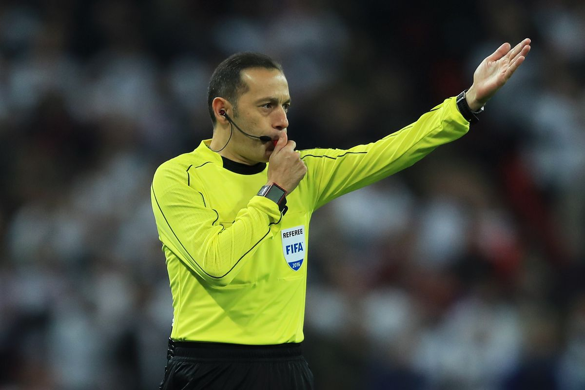 Referee Announced For Champions League Match Between Real