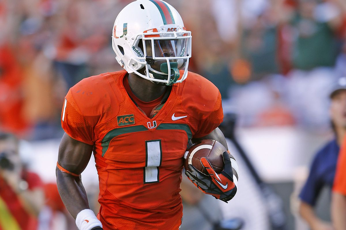 Miami alum WR Allen Hurns is one of the top 100 players in the NFL