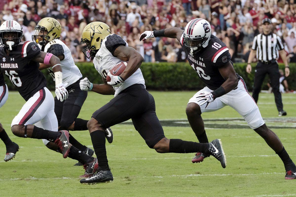 Vanderbilt v South Carolina
