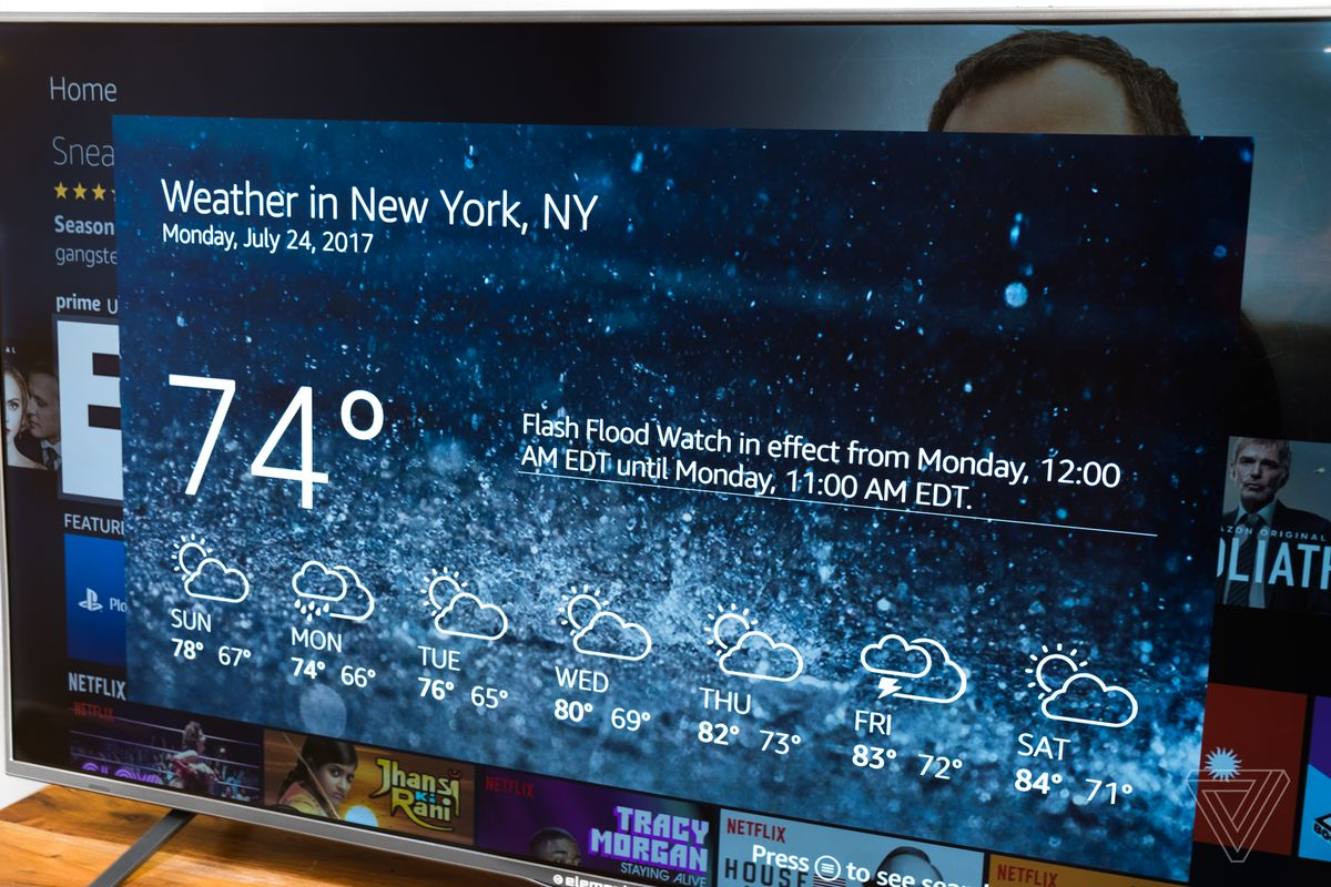 Element 4K TV review: Fire software, mediocre picture