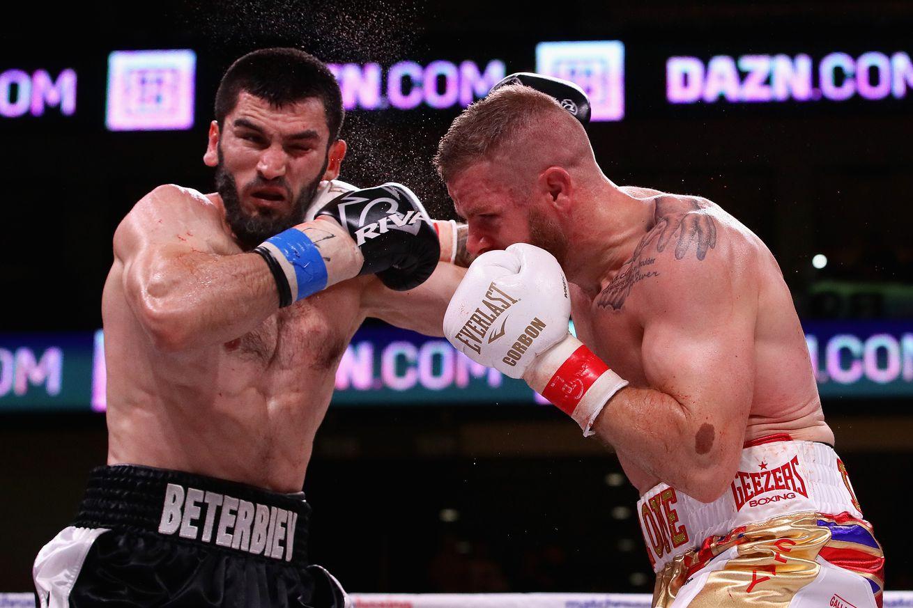 EBU orders Johnson-Mikhalkin for vacant light heavyweight title