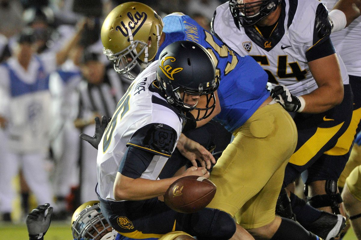 Its been a rough and fumble start to the season for California freshman quarterback Jared Goff, and the rest of the beat and battered Bears too.