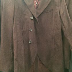 Collection outerwear, size 48, $349 (from $1,498)