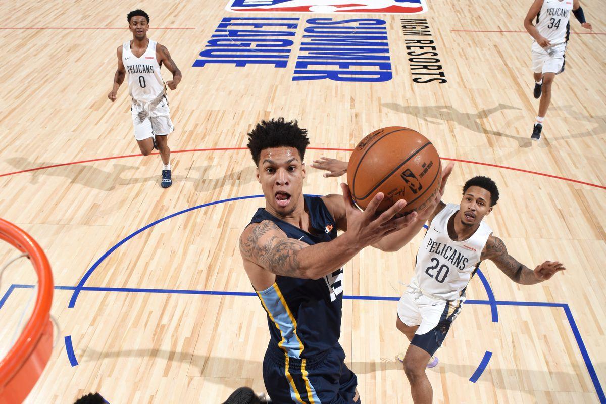 2019 Las Vegas Summer League - Memphis Grizzlies v New Orleans Pelicans