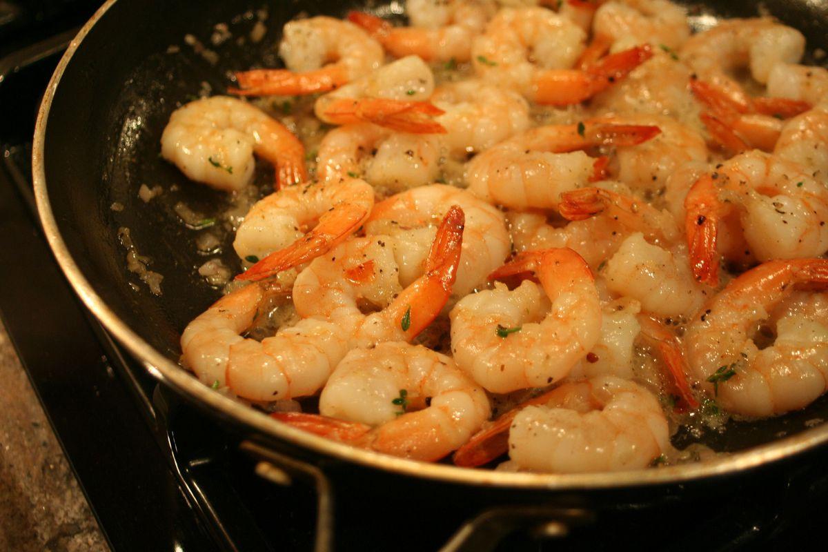 shrimp & grits 5