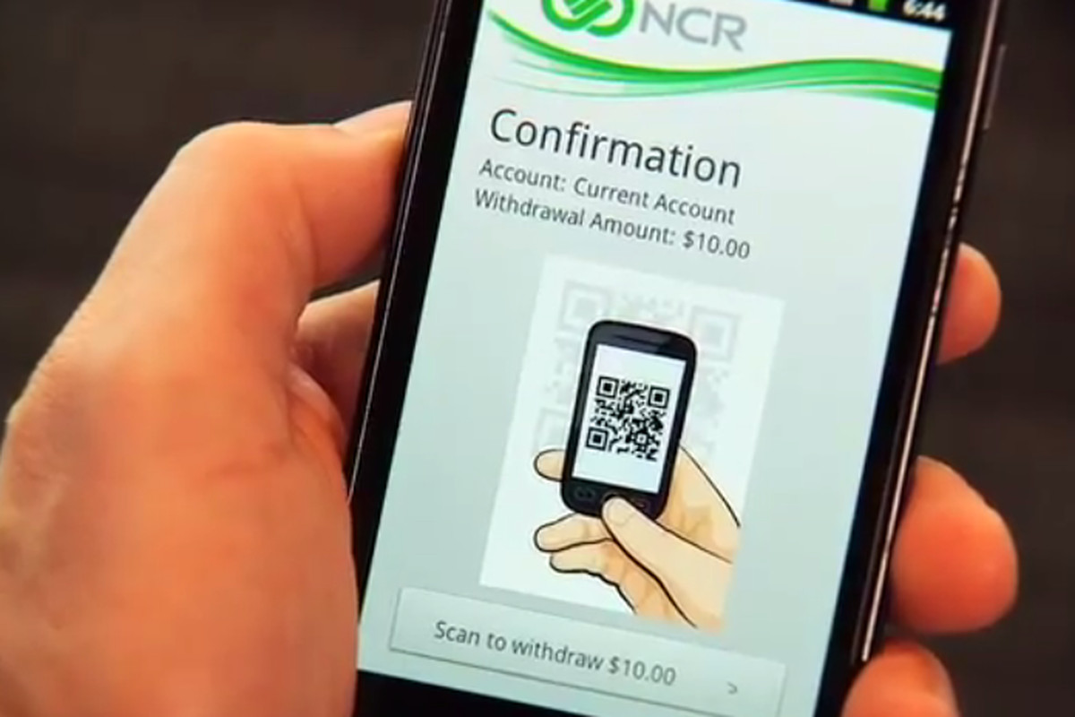 NCR's wireless ATM gets your cash without a debit card - The