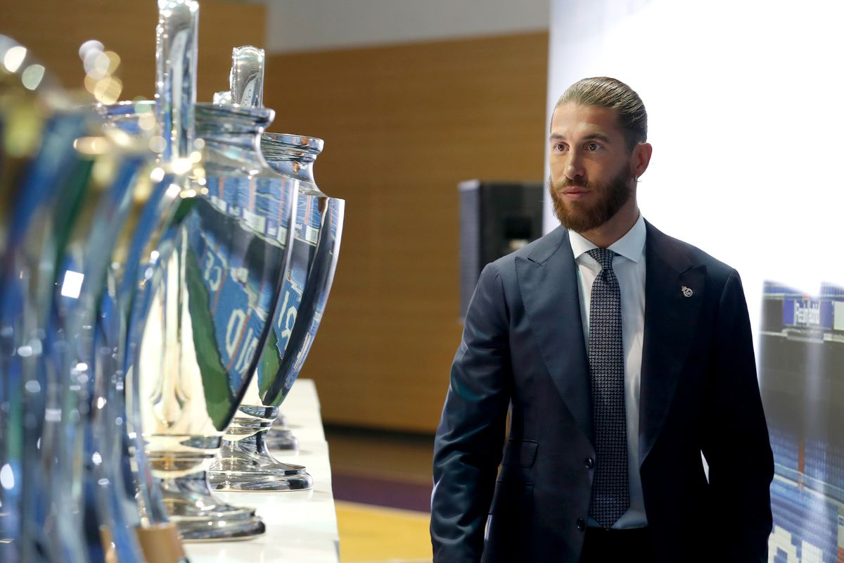 Real Madrid Tribute and Farewell to Sergio Ramos