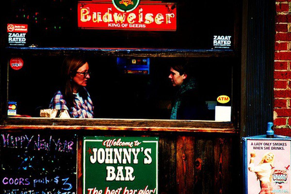 Johnny's Bar, West Village