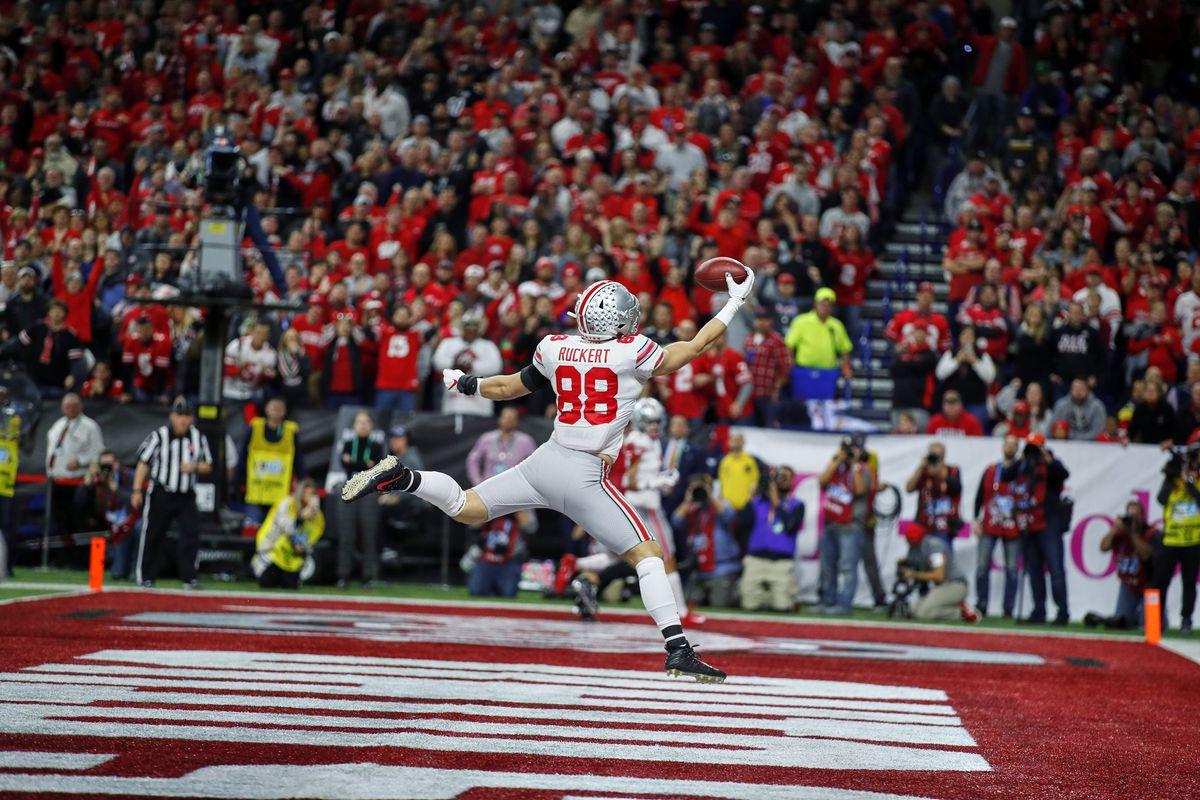 University of Wisconsin vs Ohio State University, 2019 Big Ten Championship
