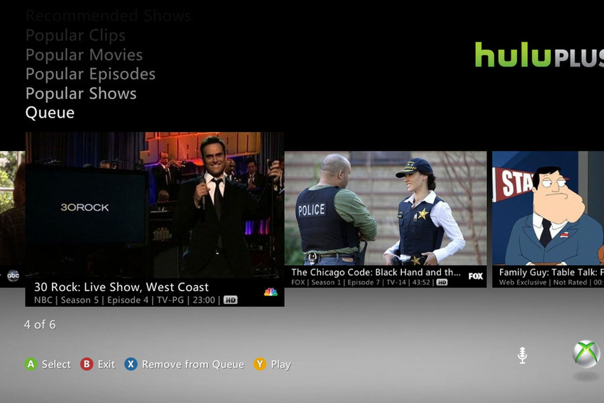 Hulu Plus for Xbox 360 review | The Verge