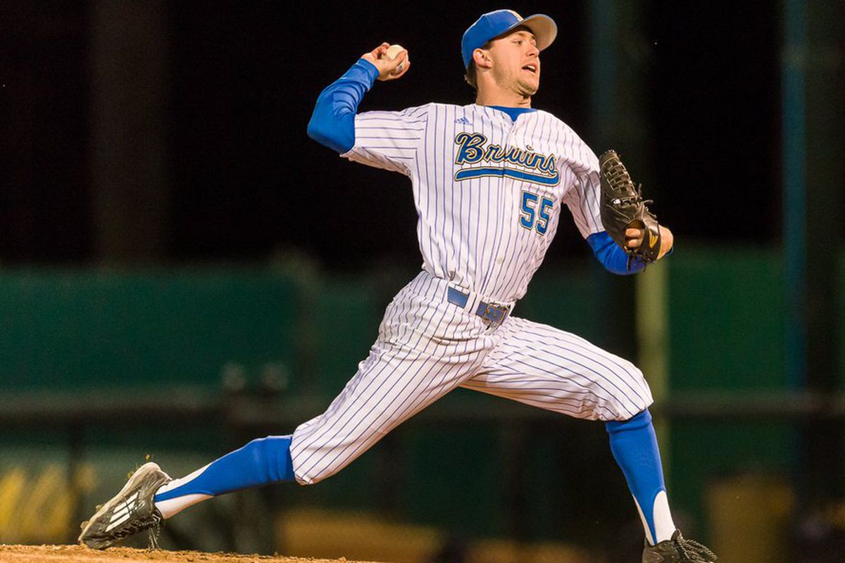 UCLA's Ace, Griffin Canning