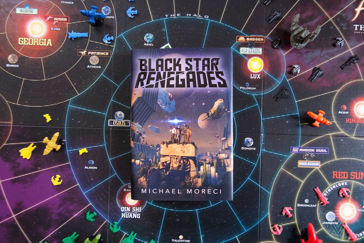 Black Star Renegades Is A Loving Homage To Star Wars The